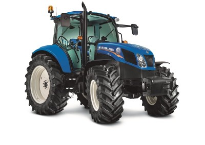 100-130hp Tractor