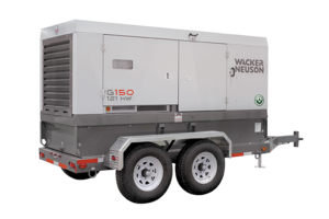 150KW Towable Generator