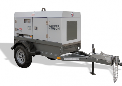 25KW Towable Generator