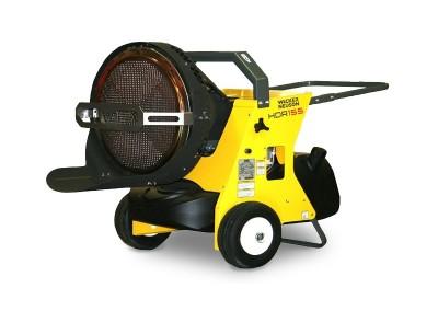 155,000 BTU Diesel Radiant Heater