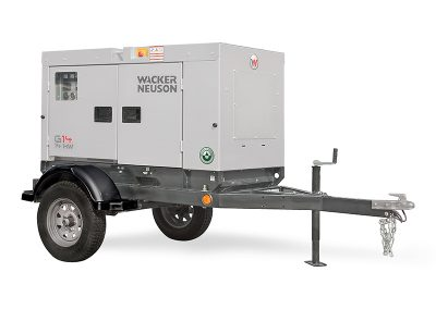 14KW Towable Generator